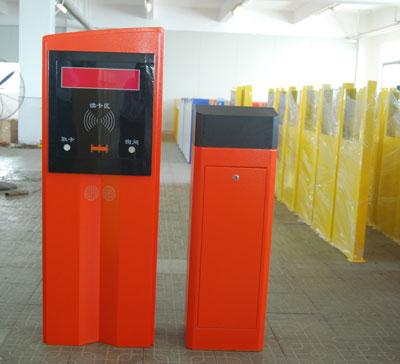 吉安八角杆/档车杆/拦车杆/吉安停车场收费系统,蓝牙系统