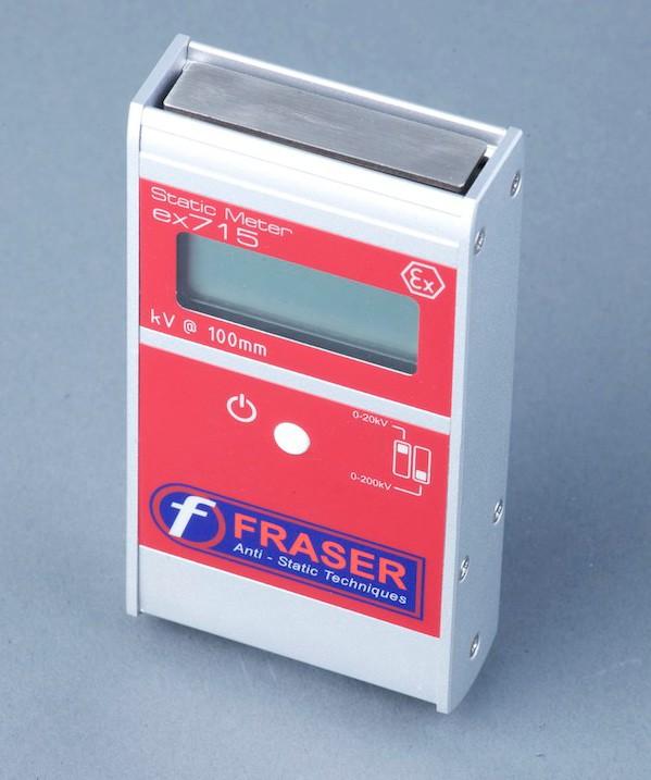 FRASER防爆静电测试仪