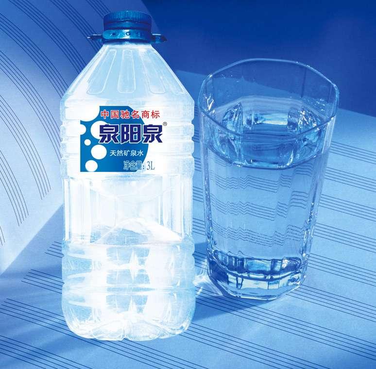 供应3L泉阳泉天然矿泉水—校园及家庭用水