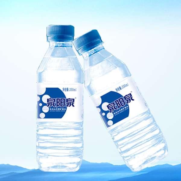 供应350ml泉阳泉天然矿泉水-会议及车载用水