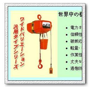 5T日本大象电动葫芦-行走式象牌电动小车供货商