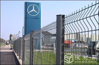 邯郸厂区护栏网价格|桃形柱护栏网厂