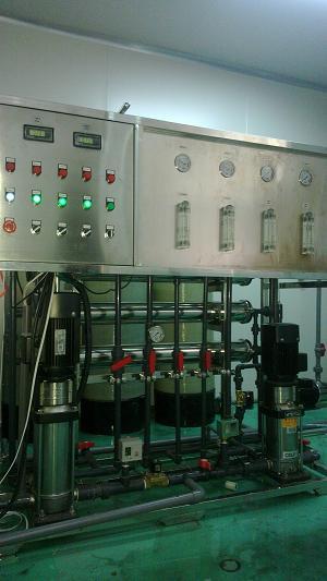 云南双级反渗透设备单级纯净水设备矿泉水灌装设备厂家