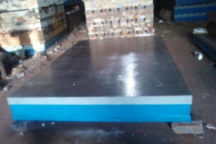 凯创铸铁划线平台,划线平板