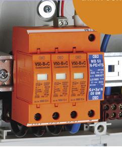 OBO V20-C/3+NPE防雷器特价处理了