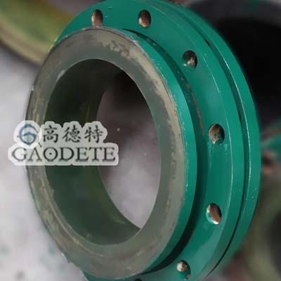 优质钢衬聚氨酯复合管、复合管道、复合耐磨管