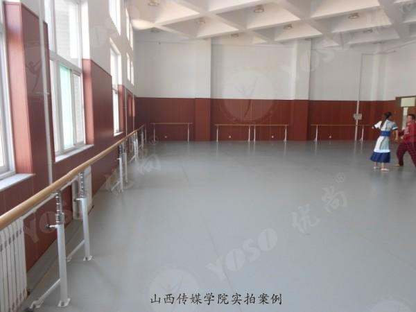 北京孩之宝pvc塑胶装饰材料加工公司   舞蹈教室装修地板