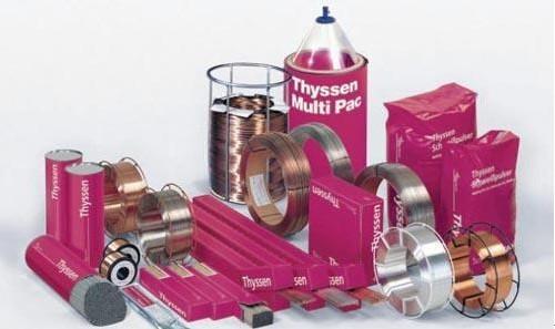 Thyssen Chromo 5焊条P91焊条