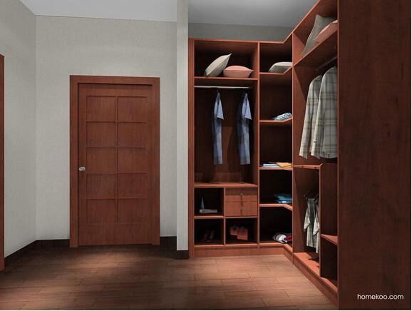 古色古香新中式主义卧房家具:A15023