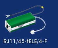 OBO网络信号防雷器RJ45S-E100/4-F