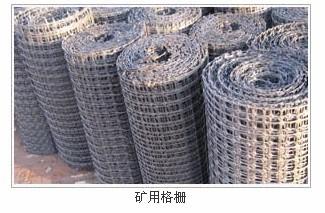 供应矿用格栅,塑料土工格栅,生产矿用格栅