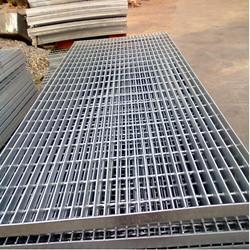 上海网格板 格栅板 钢格板 水沟盖板 楼梯踏步板 雨水篦子 树池