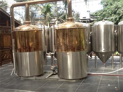 自酿啤酒设备|自酿啤酒机|啤酒设备