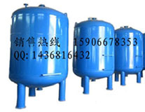 供应各种优质石英砂碳钢、不锈钢多介质过滤器
