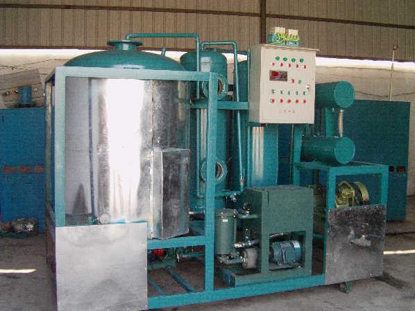 废机油提炼柴油炼油设备装置
