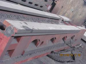 铸造唐山树脂砂机床铸件