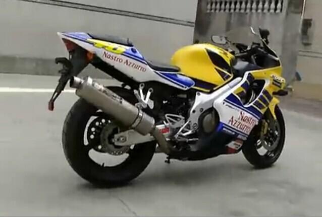 出售本田CBR600RR摩托车