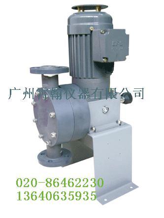 威邦WEBON,计量泵,加药泵,隔膜泵,投药泵,KTS