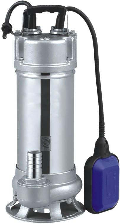 自控潜水泵WQD6.5-6-0.4F带浮球
