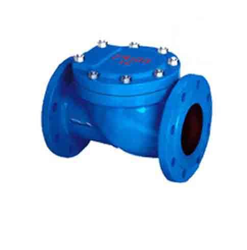铸铁橡胶瓣止回阀,HC44X水泵消防水管止回阀逆止阀