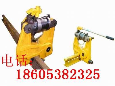液压钢轨挤孔机(液压打孔机),30KG液压挤孔器  新型号