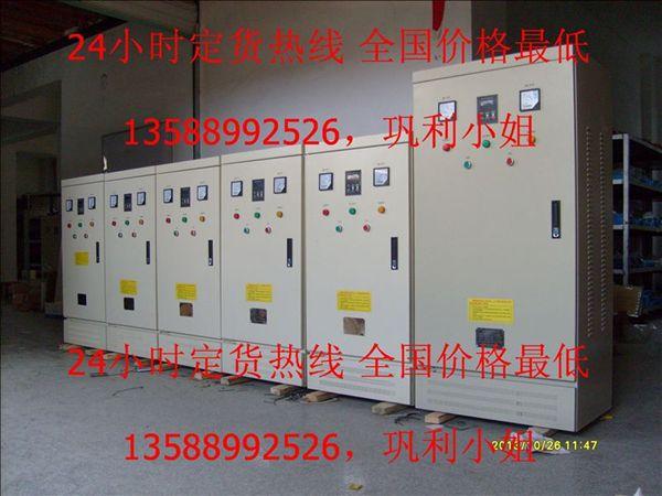 贵阳反机破专用CJR-110千瓦起动柜,660V中文软启动器