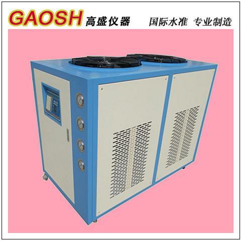 10HP吹瓶风冷式冷水机高盛吹瓶专业冷水机