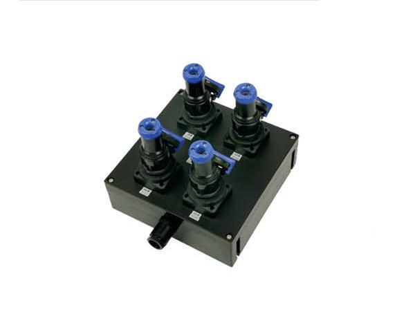 BXS8050防爆防腐电源插座箱