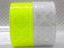 反光晶格条,PVC反光条,背胶反光晶格条,反光材料