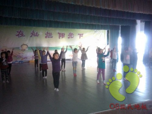 济南舞蹈地胶价格 舞蹈教室塑胶地板