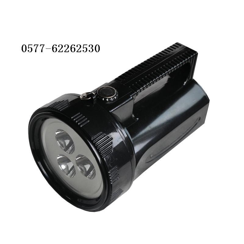 CH368手提LED、卤素强光探照灯