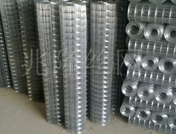 兆隆不锈钢电焊网镀锌电焊网改拔丝电焊网