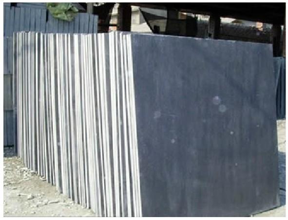黑色文化石 天然石材 水幕流水墙 板岩背景墙 别墅外墙文化石