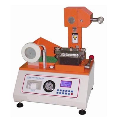 纸和纸板层间结合强度测定仪