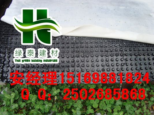 徐州车库(种植%绿化)排水板厂家包施工