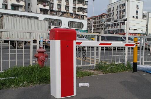 广西南宁智能道闸,红昌停车场管理系统