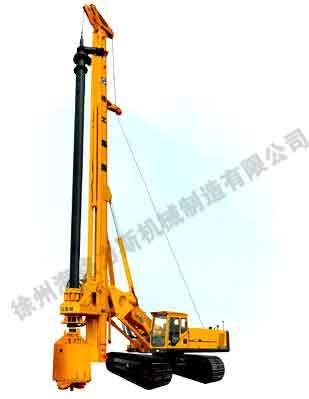 专业生产沉管碎石桩机产品报价-打桩机
