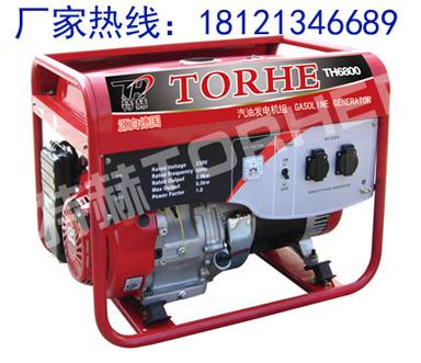6KW发电机380V/小型发电机
