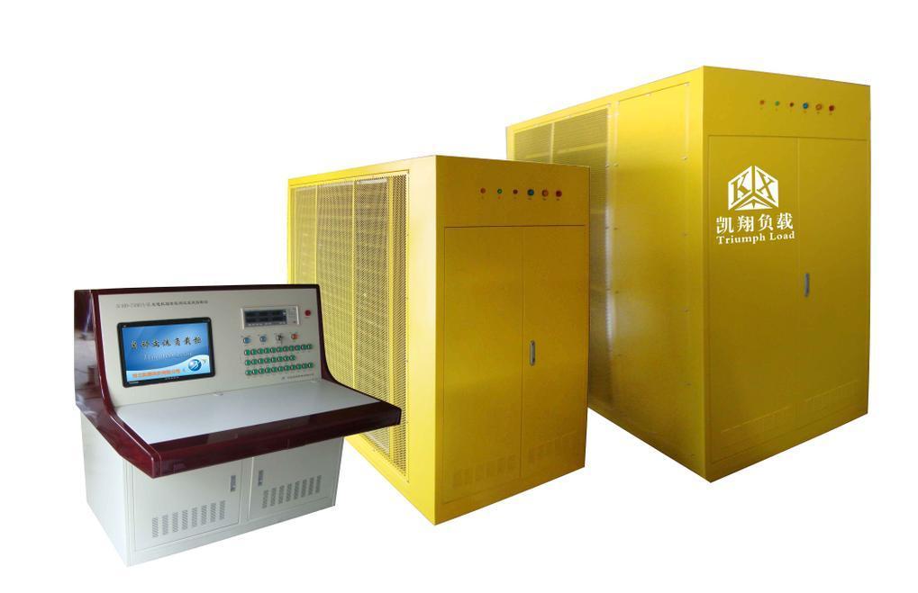 加工或OEM发电机组智能测试系统-发电机组实验台负载柜
