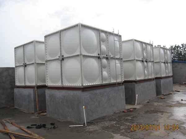 性价比高的组合式玻璃钢消防水箱厂家促销中