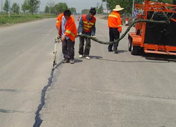 忻州最热门话题之新型裂缝冷补胶-聚氨酯地面灌缝胶
