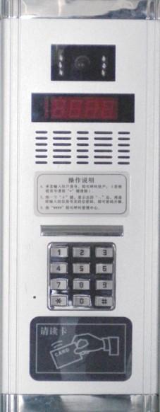 可视数码刷卡联网型主机