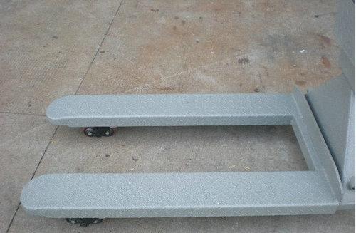 2.5吨手动叉车秤,电子秤叉车维修