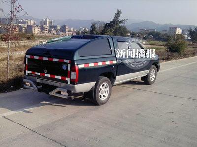 日产D22/锐骐皮卡车运动款后箱盖/斜体后箱盖/皮卡车后箱斜盖