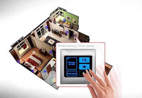 智能家居、智能家用开关等智能产品