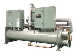 日立环保冷媒水冷机组供应