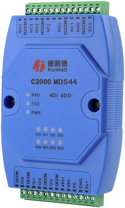 开关量点对点传输模块,485传输开关信号模块