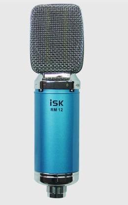 铝带电容麦isk rm-12 录音 乐器麦克风