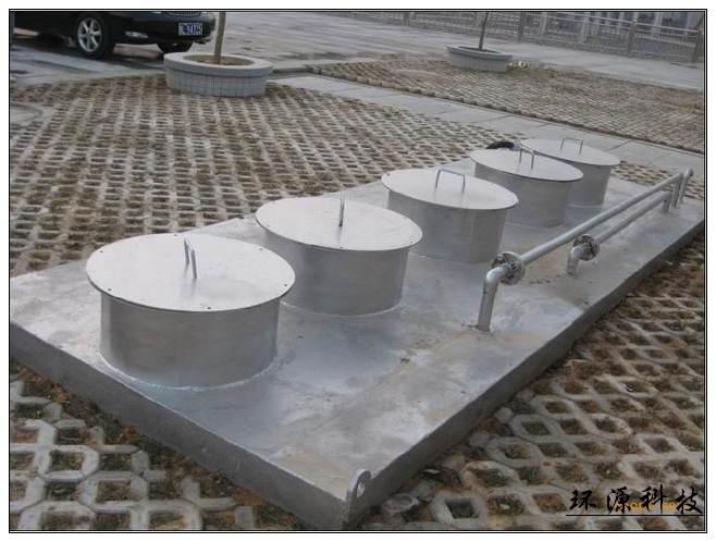 杭州一体化餐厅污水处理环保设备厂家