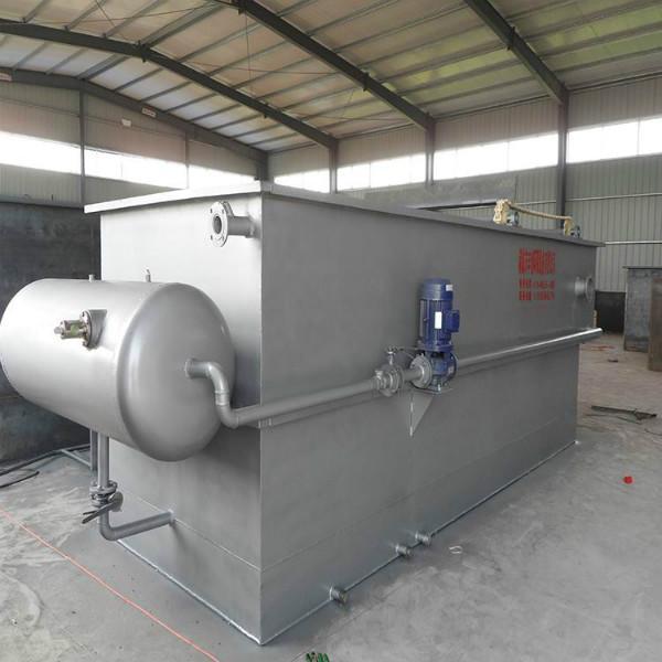种猪场污水处理方式,地埋式污水处理设备